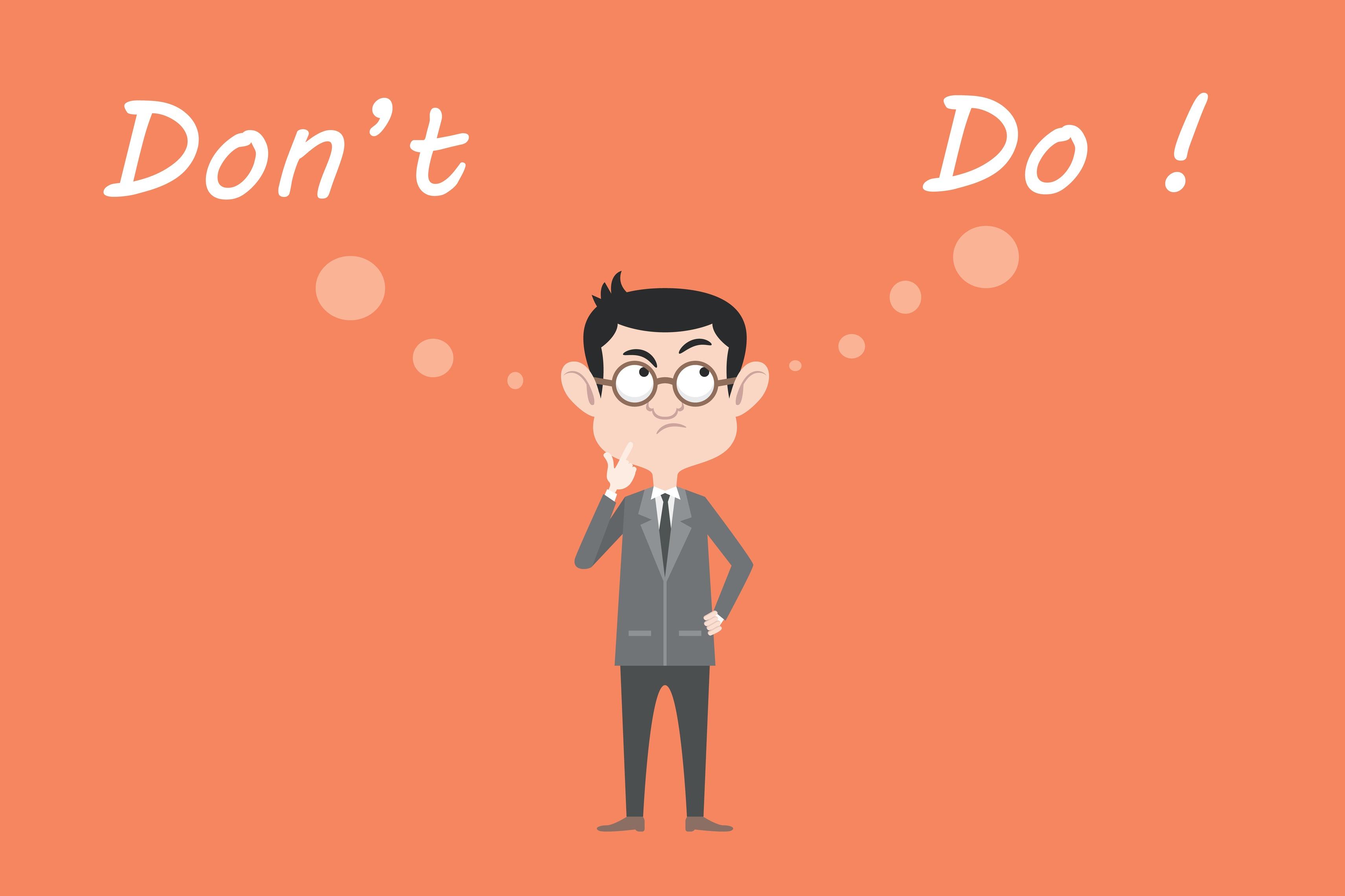 6 Don´ts und 3 Do´s: Erfolgreiche Messeplanung mit Inbound Marketing - Featured Image