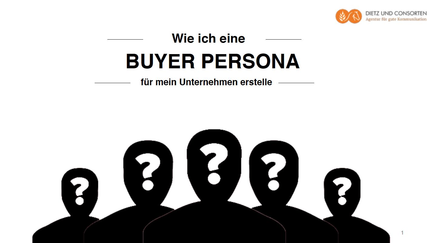 Führt das Reitsportmarketing der Zukunft in eine Sackgasse, wenn Sie als Marketingverantwort-liche/rnicht aus Zielgruppen Buyer Personas entwickeln? - Featured Image